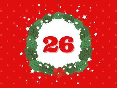 Day 26 - Holiday Calendar