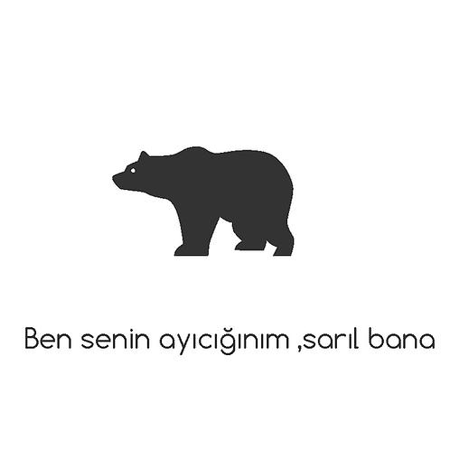 Daily Bear Halhal \Unisex
