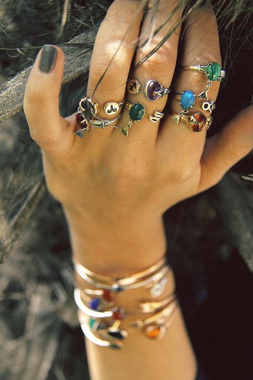 Fancy Aries Ring