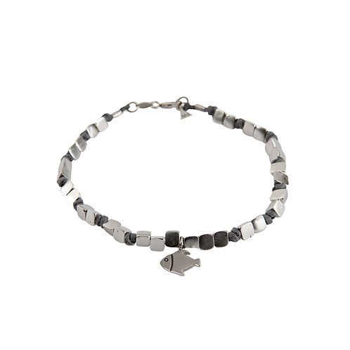 Daily Fish Anklet \Unisex