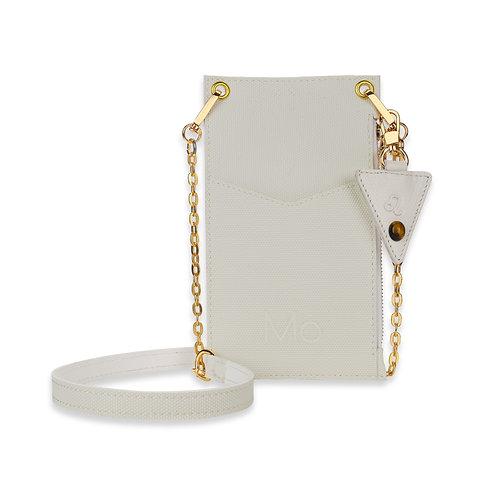 Beyaz Aslan Zodiac Bag
