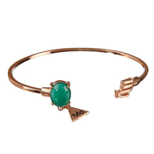 Classy Virgo Bracelet