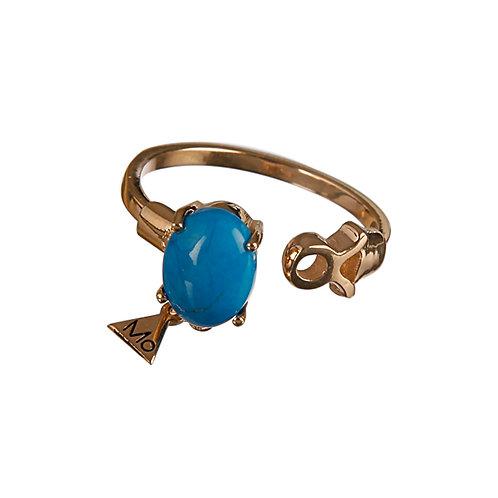 Classy Taurus Ring