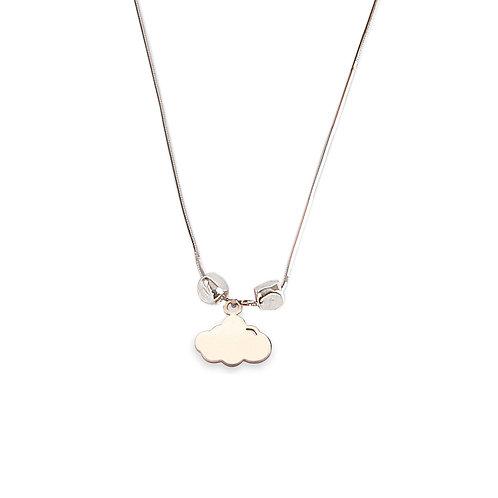 Shiny Cloud Necklace
