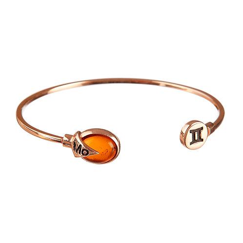 Fancy Gemini Bracelet