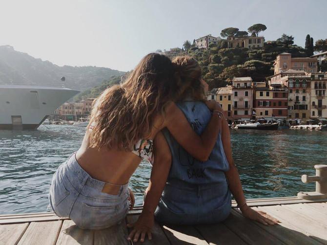 Camogli-St Margarita-Portofino