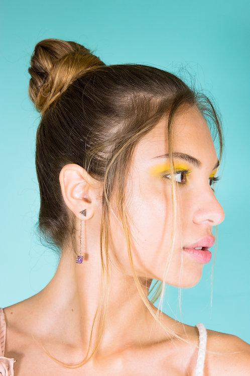 Classy Sagittarius Earring