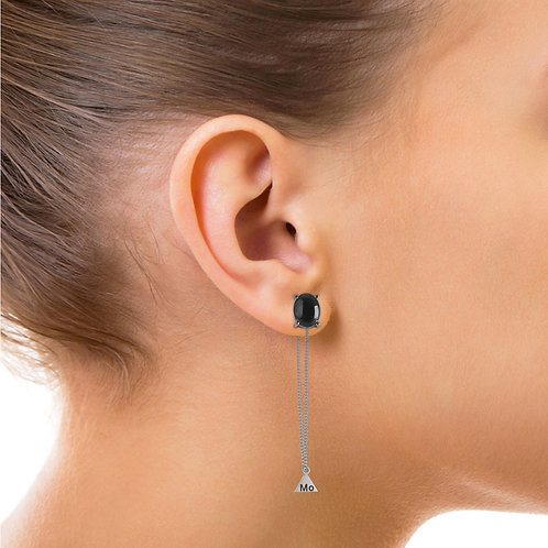 Fancy Capricorn Earing