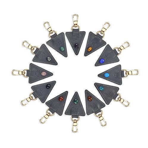 Gri Key Ring