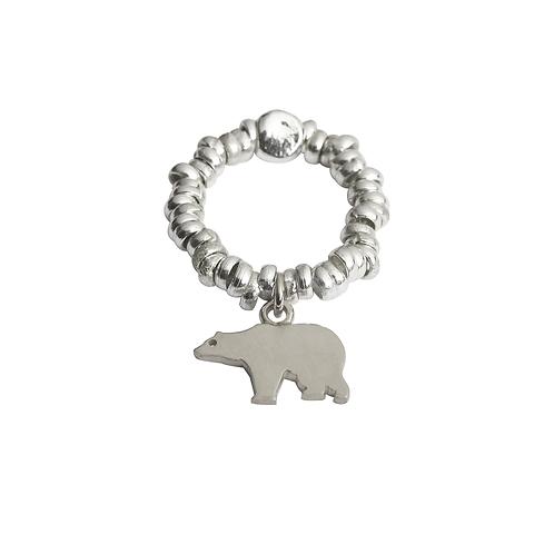 Glossy Bear Ring