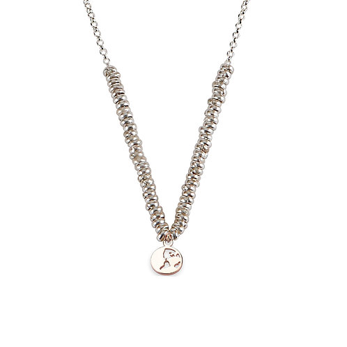 Glossy World Necklace