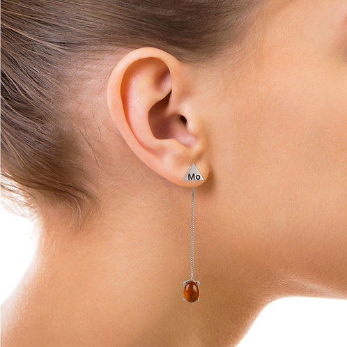 Classy Gemini Earing