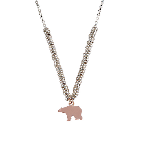 Glossy Bear Necklace