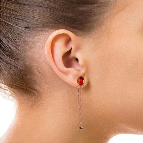 Fancy Gemini Earing