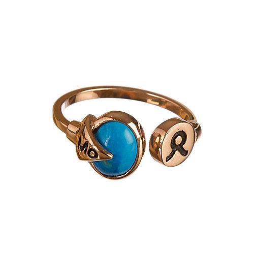 Fancy Taurus Ring