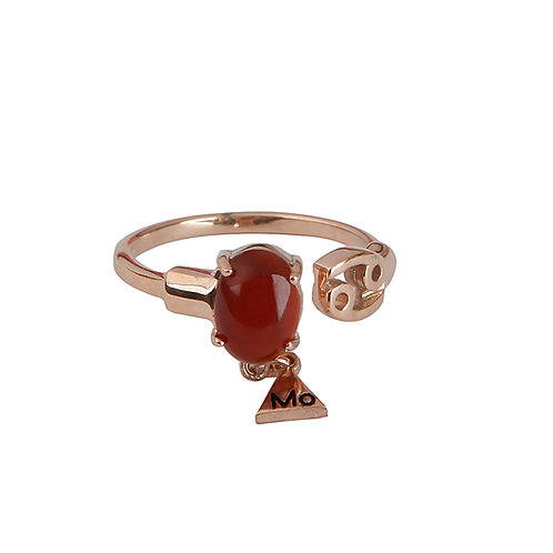 Classy Cancer Ring