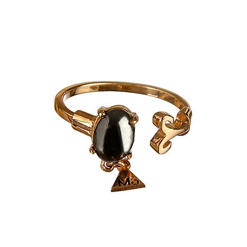Classy Aries Ring