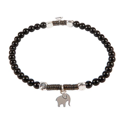Onyx Elephant Erkek Bileklik