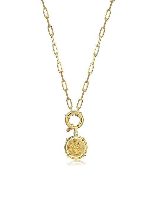 Medallion Cavaliere Di Coppe