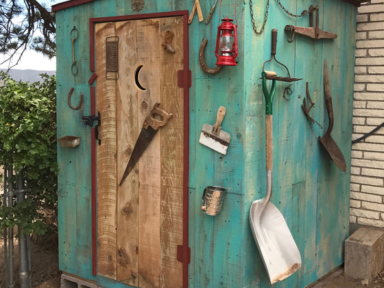 Large tool house