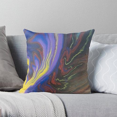 Purple Pizzazz Pillow