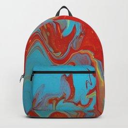 Blue Unicorn Backpack