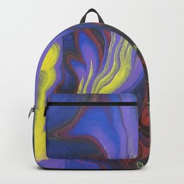 Purple Pizzazz Backpack