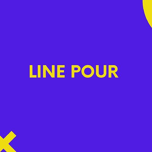 Line Pour Tutorial