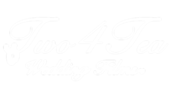 Two 4 Tea Wedding Films Logo
