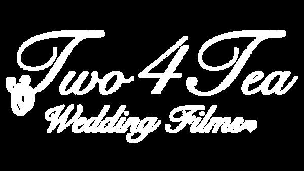 Two 4 Tea Wedding Films Logo