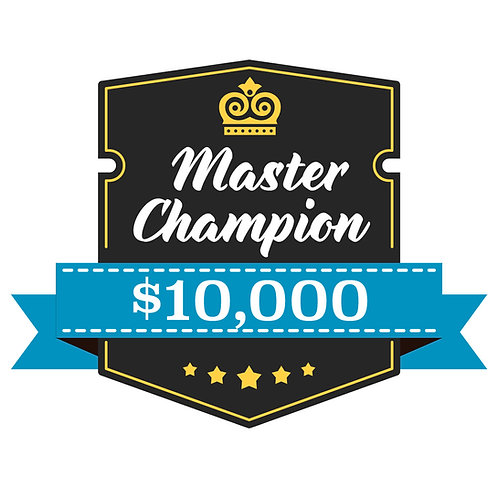 Master Champion Sponsorship