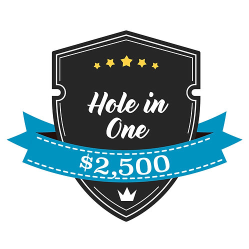 Hole-in-One Sponsorship