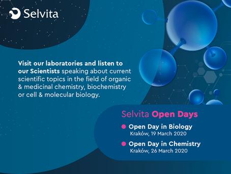 Selvita Open Day