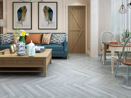 Why herringbone parquet flooring will never go out of style
