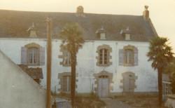 l'ancien presbytère bâti en 1770