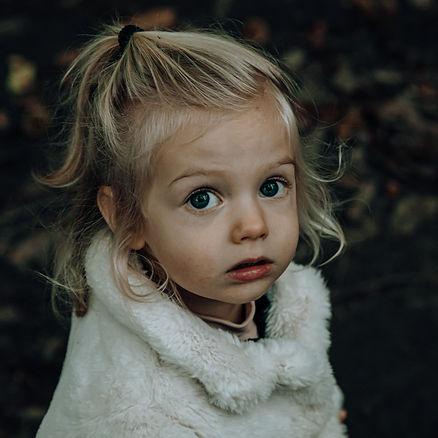 portret kids, portret meisje
