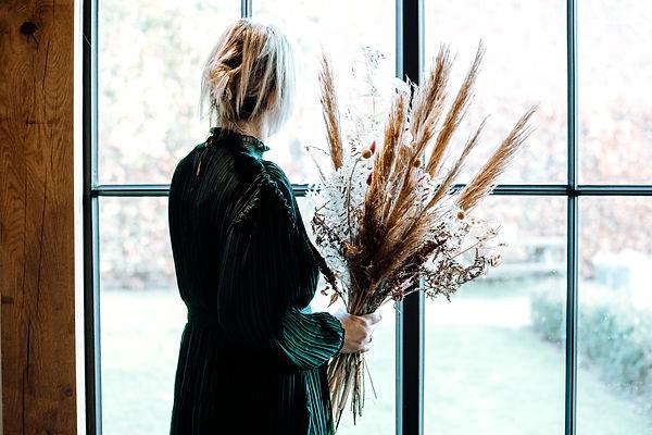 bloemist, portretfotograaf
