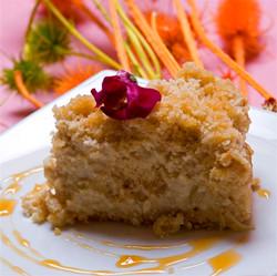 torta mimosa con primula