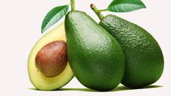 avocado free white
