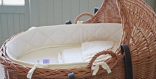 Culla in salice - Newborn Set