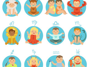 What's Your Baby's Zodiac Sign tell about her