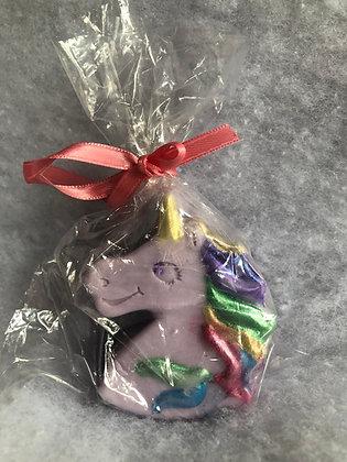 Lavender Unicorn Soap