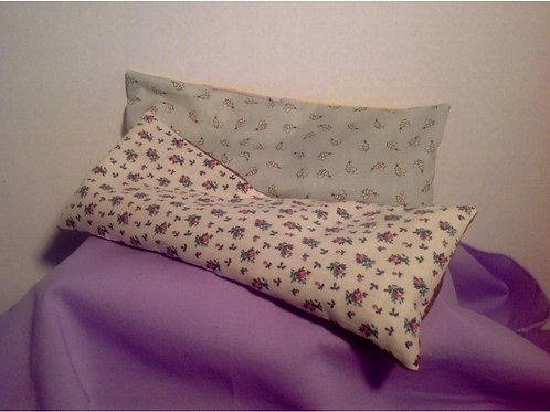 Tantivy Lavender Eye Pillow Filled with Tantivy grown Lavender and Flax seed