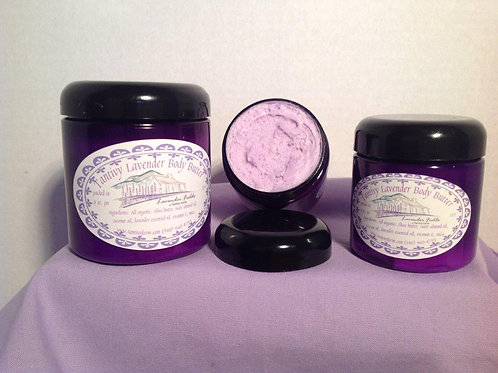 Tantivy Lavender Whipped Body Butter