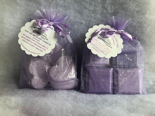 Lavender Guest Soaps Gift Set