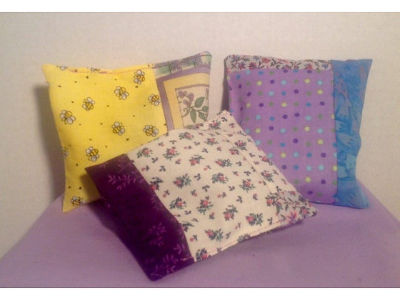 Lavender Drawer Sachets Filled with Tantivy Lavender