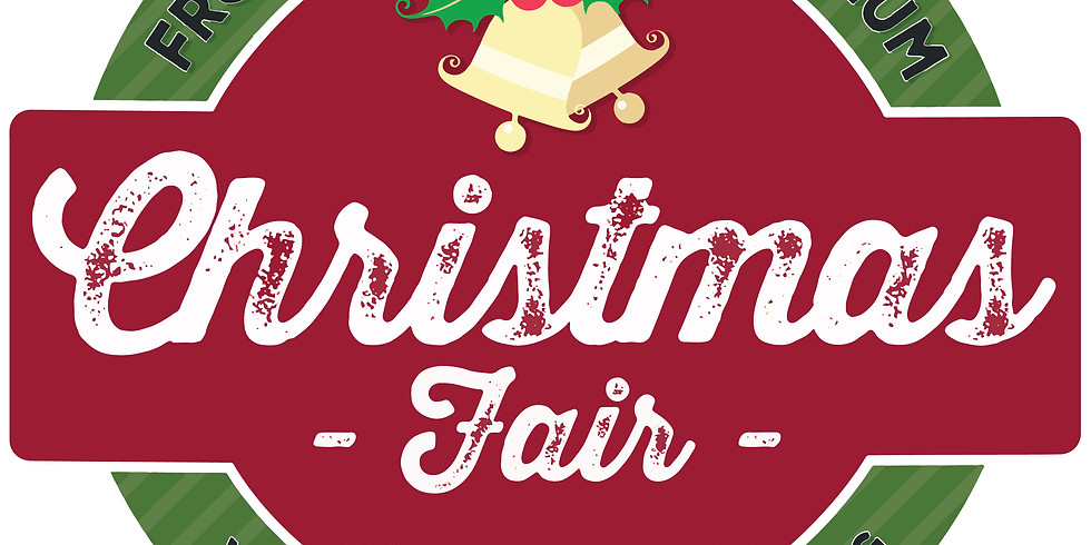 Frontier Culture Museum Christmas Fair 9 a.m. to 5 p.m.