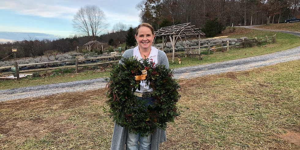 Christmas Wreath Workshop #5