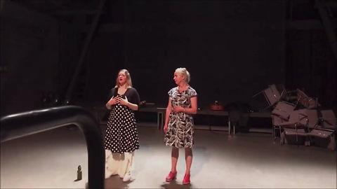 Voicework session filmed by friskapa
