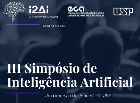 O 3º Simpósio de Inteligência Artificial